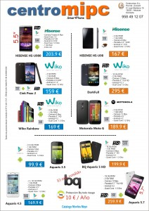 CATALOGO moviles Mayo