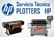 Servicio Técnico Plotters HP