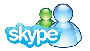 Skype y Messenger se unen