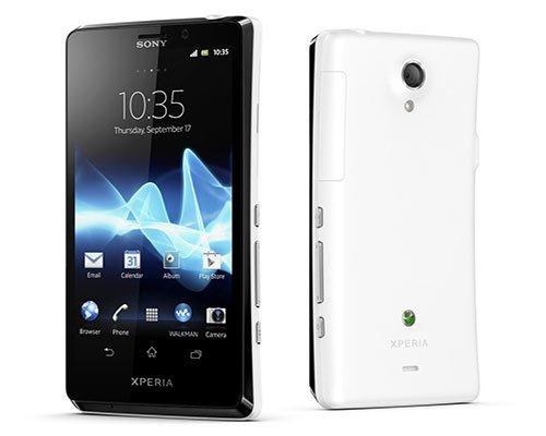 Sony Xperia T: Características de la cámara