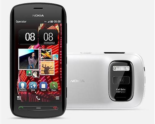 Nokia 808 PureView: características de la cámara