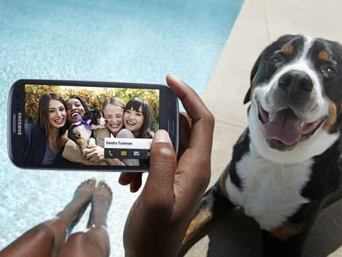 Bloqueo de pantalla Samsung Galaxy S3