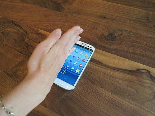 Cómo hacer capturas de pantalla en el Galaxy S3