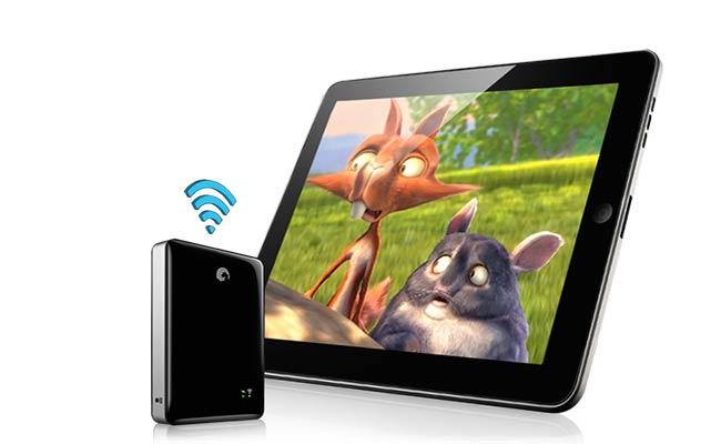 Discos duros portátiles para tablets