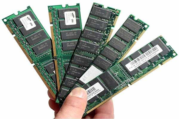 Detectar problemas con RAM defectuosa