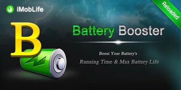 Aplicación para ahorrar batería - Battery Booster