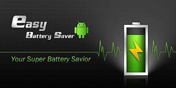 Aplicación para ahorrar batería - Easy Battery Saver