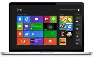 Windows 8 en un MacBook Pro