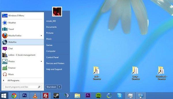 Vuelve el botón Inicio en Windows 8.1