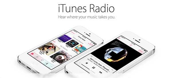 Música con iTunes Radio