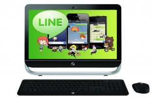 Ya está disponible la aplicación LINE para PC