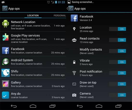 Control parental para tablets con Android 4.3