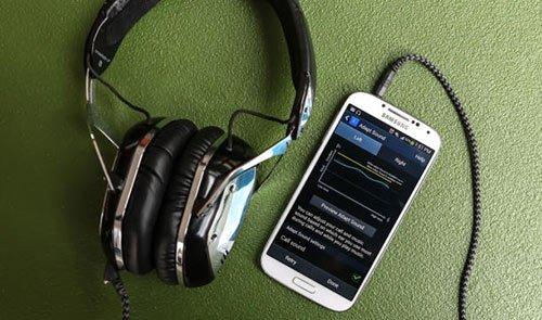 Optimizar la calidad del sonido de Galaxy S4