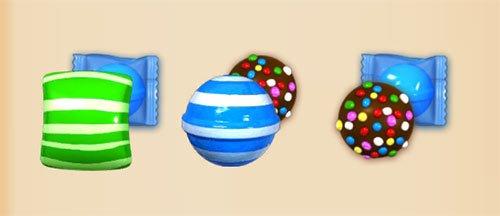 Combos con caramelos especiales