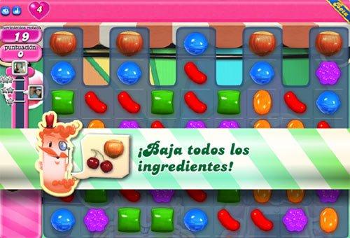 Definir una estrategia en Candy Crush