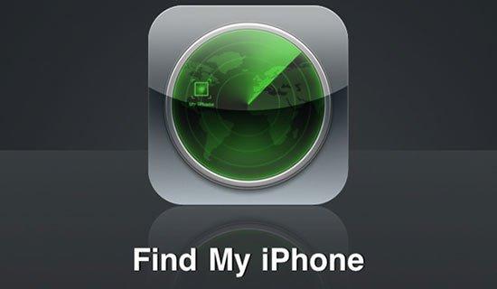Apps para localizar móviles - Find my iPhone