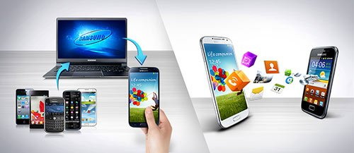 Samsung Smart Switch para Galaxy S4