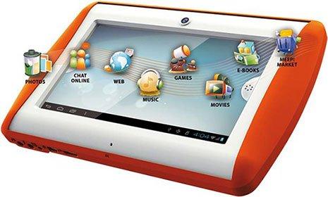 Tablet para niños - Diset Meep