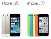 iPhone 5S vs iPhone 5C, analizamos sus principales características