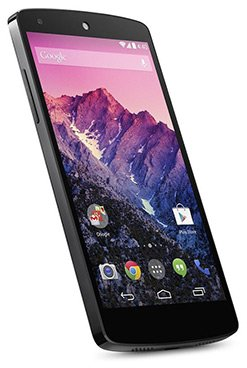Nuevo Nexus 5 con Android 4.4 KitKat
