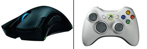 Consola vs PC Gamer
