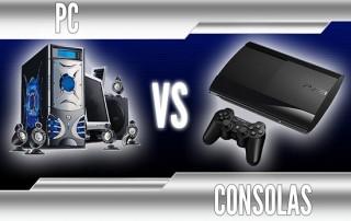 Consola vs PC Gamers: Ventajas e Inconvenientes