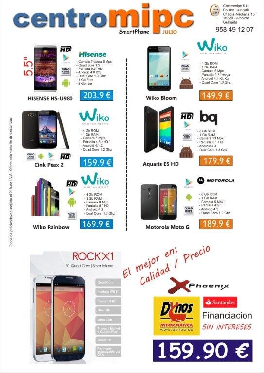 CATALOGO moviles Julio