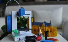 Las impresoras 3D y la educación.